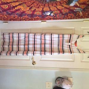 Splendid striped summer dress.